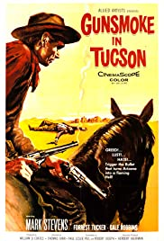Gunsmoke in Tucson Poster