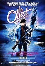 The Quest(1986) Poster - Movie Forum, Cast, Reviews