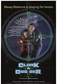 Cloak & Dagger (1984) Poster - Movie Forum, Cast, Reviews