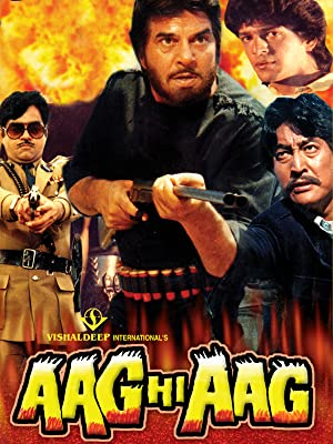 Ram Kelkar (screenplay) Aag Hi Aag Movie