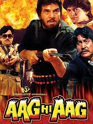 Faiz Saleem (scenario) Aag Hi Aag Movie