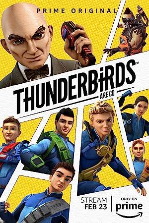 Where to stream Thunderbirds Are Go