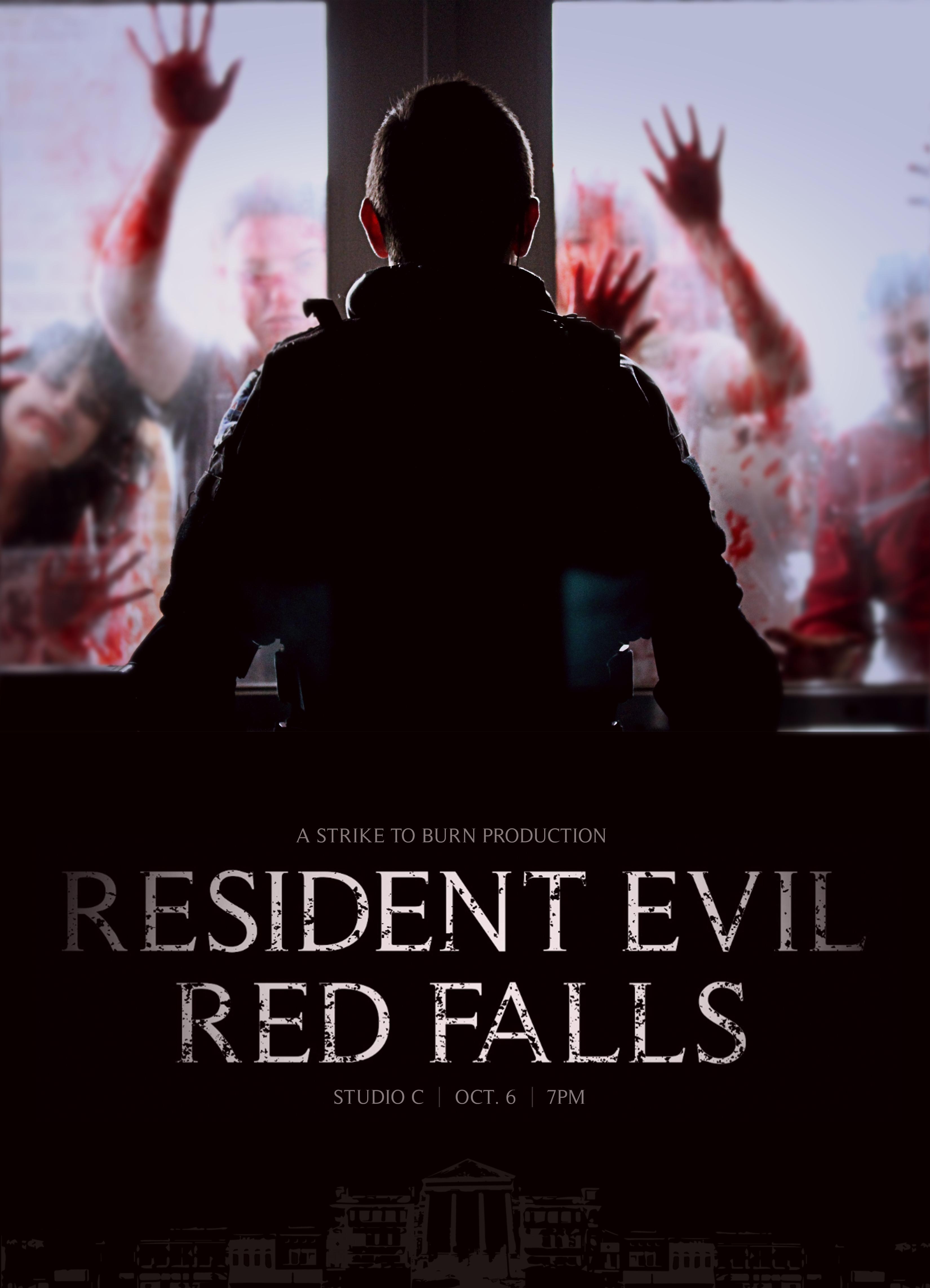 Resident Evil Red Falls 2013 Imdb