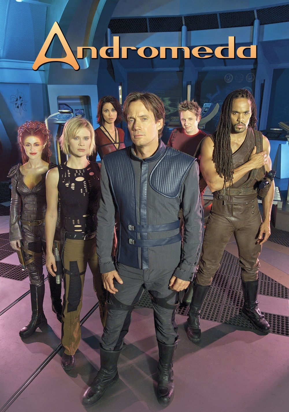 Andromeda (TV Series 2000–2005) - IMDb