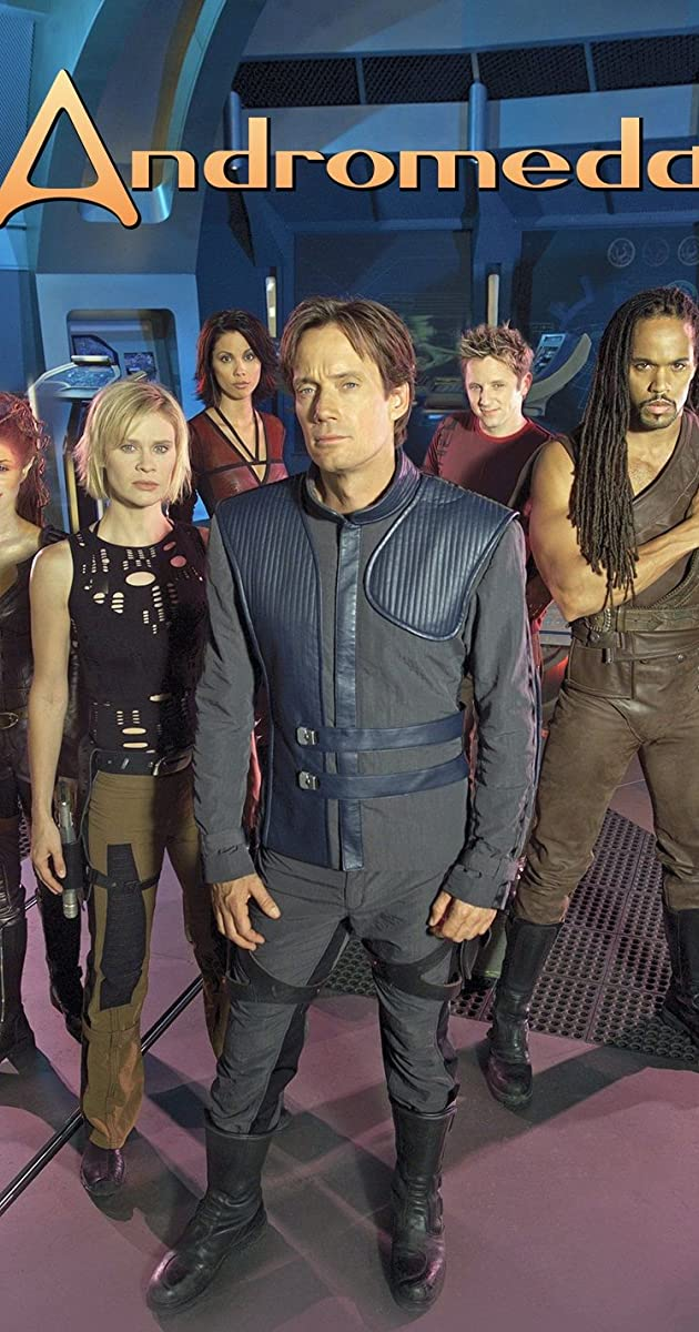Andromeda Season 3 Imdb
