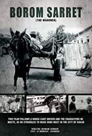 Ly Abdoulay and Albourah in Borom sarret (1963)
