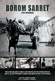 Borom sarret Poster