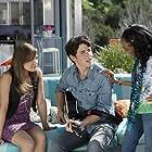 China Anne McClain, Nicole Gale Anderson, and Nick Jonas in Jonas (2009)