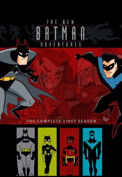 The New Batman Adventures Season 2 COMPLETE BluRay 480p, 720p & 1080p