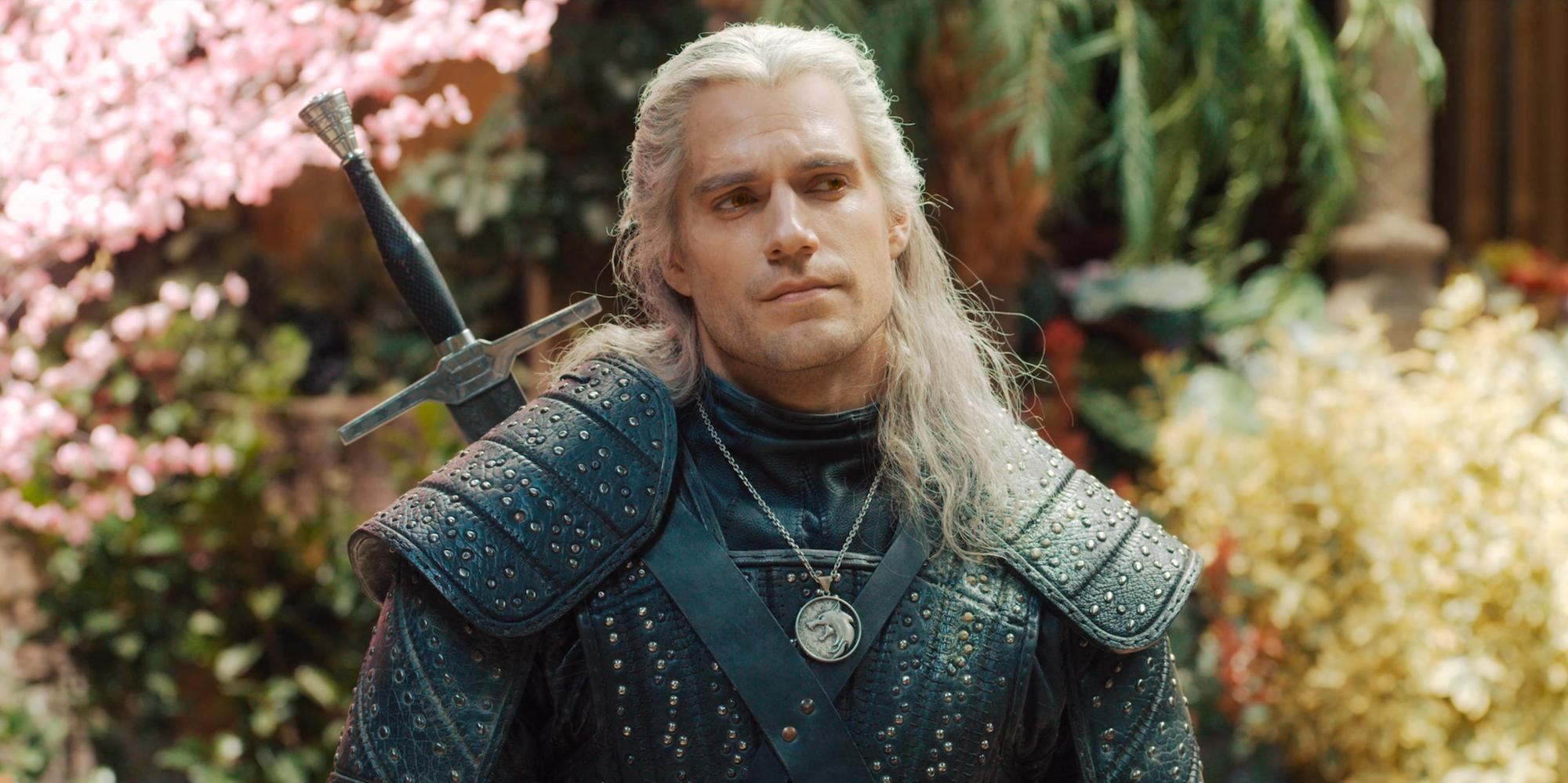 Henry Cavill in The Witcher (2019)
