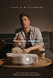 Welcome, Stephen Poster