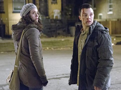 Emmy Rossum and Noel Fisher in Shameless (2011)
