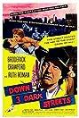 Down Three Dark Streets (1954) Poster