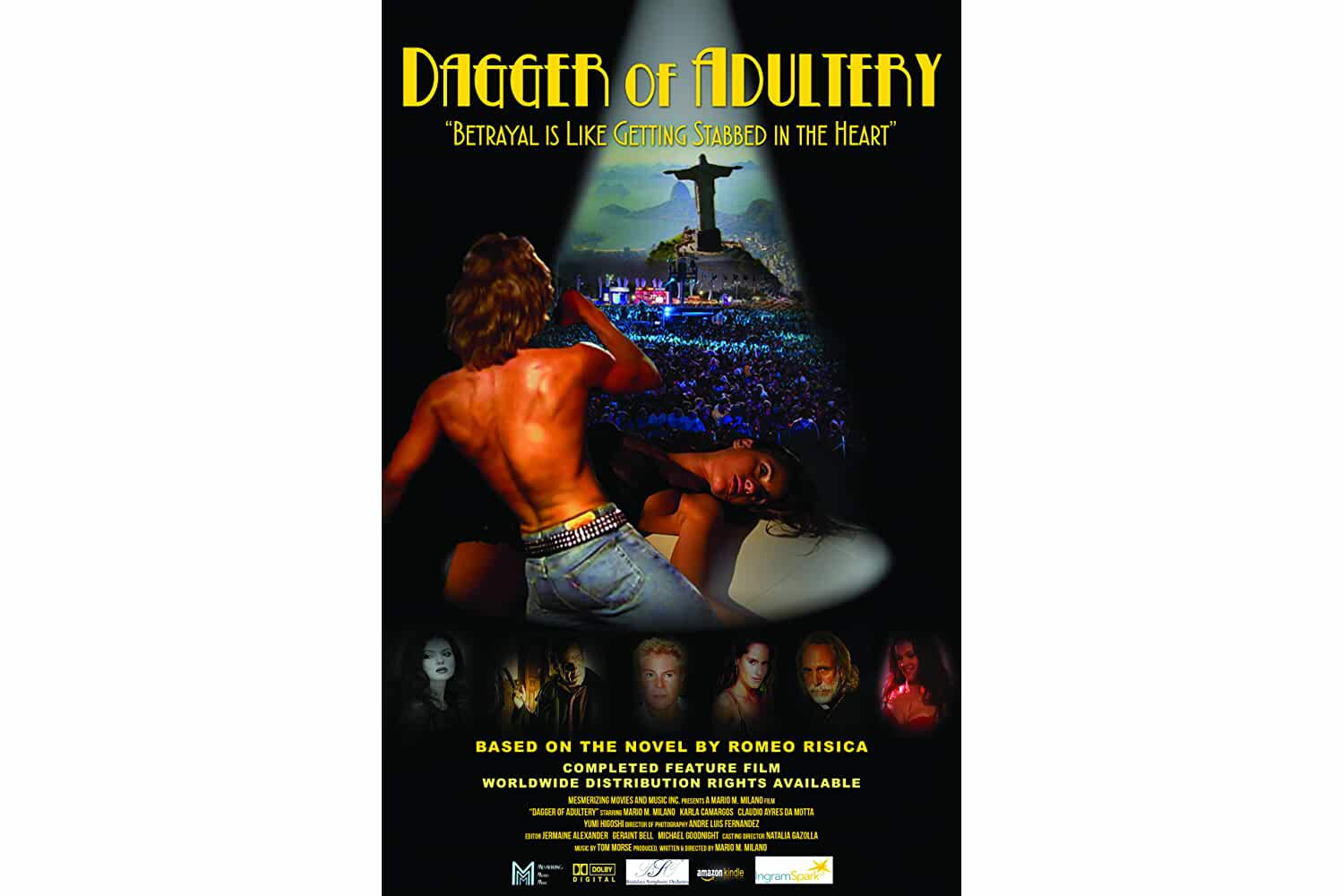 Dagger of Adultery (2018)