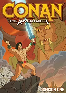 The Conan: The Adventurer
