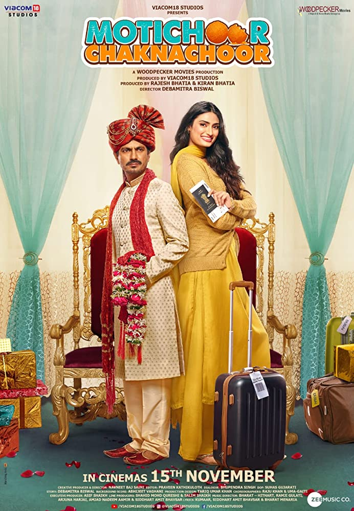 Motichoor Chaknachoor (2019) – [Hindi] – 1080p | 720p | 480p NF.WEB-DL x264 AAC 2.8GB | 1.3GB | 600MB
