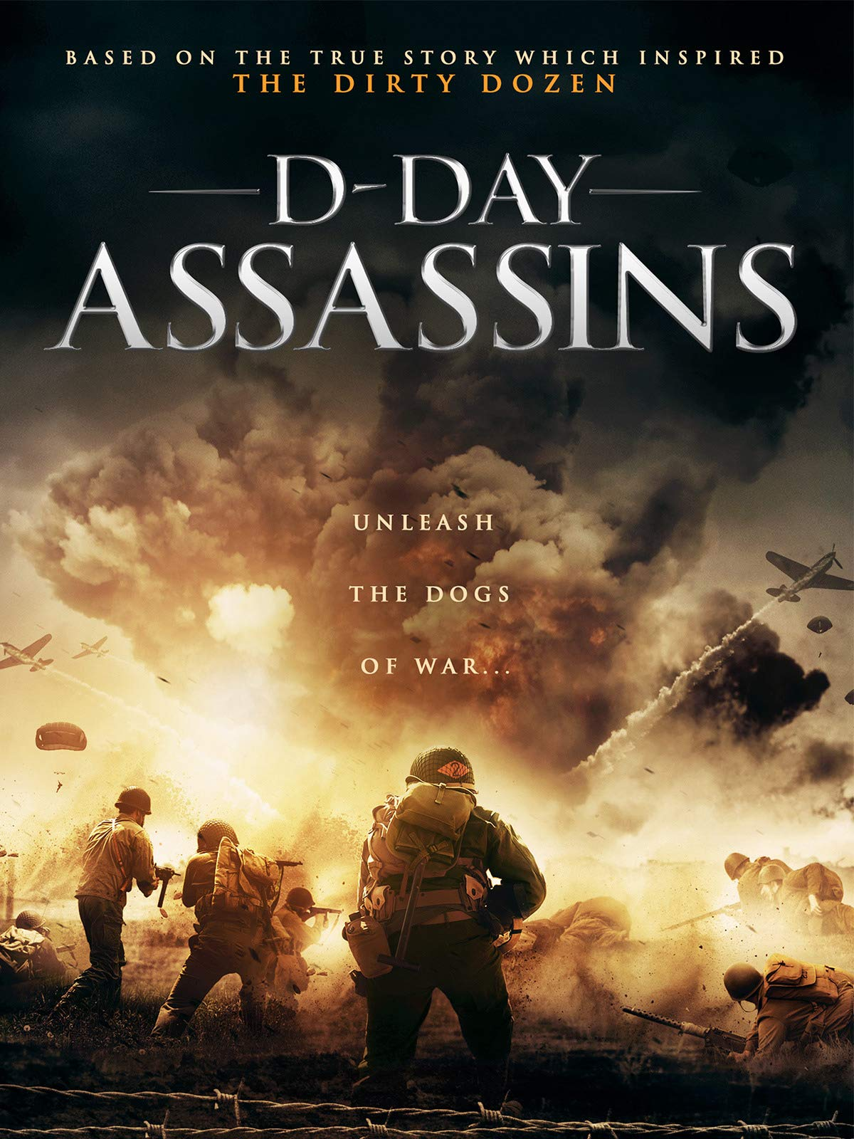 D-Day Assassins (2019) - IMDb