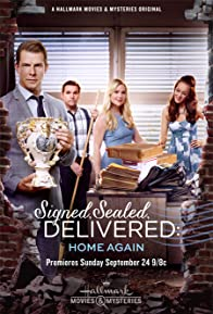 Primary photo for Signed, Sealed, Delivered: Home Again