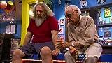 Stan Lee Visits the Stash