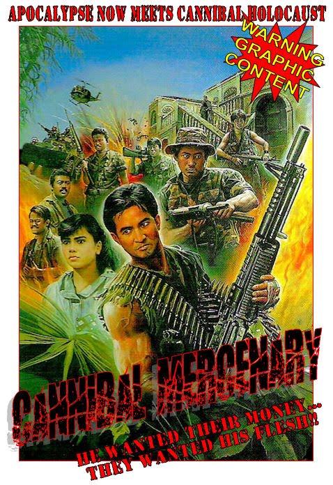 Cannibal Mercenary ((1983))