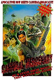 Cannibal Mercenary Poster