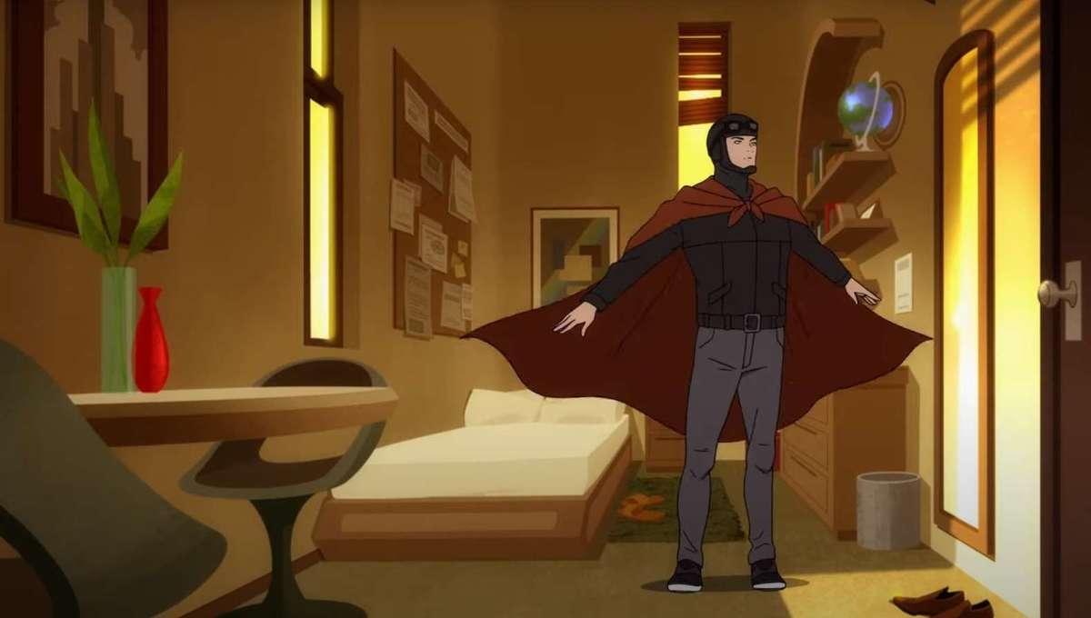 دانلود انیمیشن superman: man of tomorrow