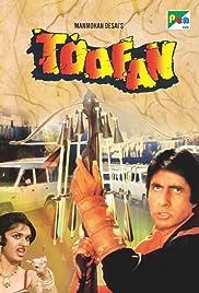 Toofan(1989) Poster - Movie Forum, Cast, Reviews