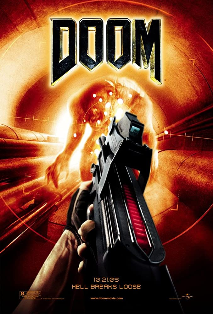 Doom (2005) Hindi Dubbed
