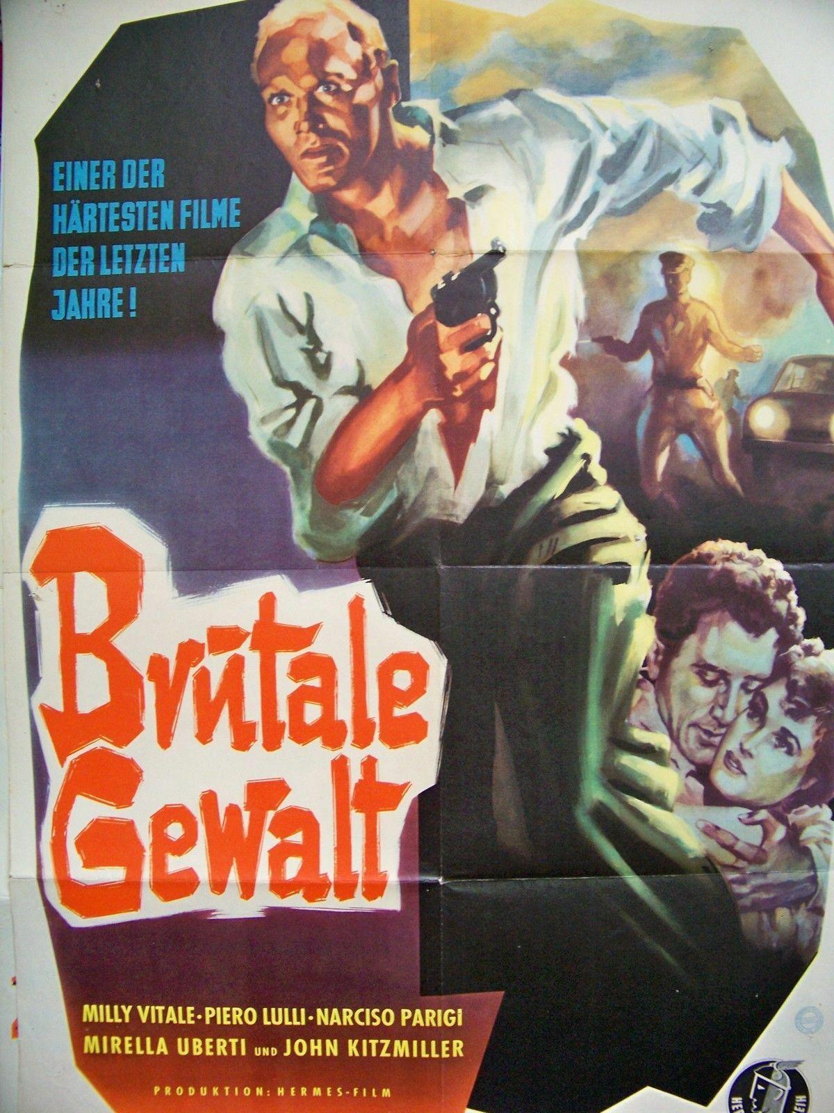 Acque amare (1954)