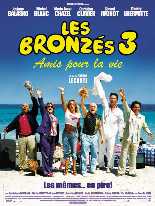 Les Bronzés 3 : Amis pour la vie  Streaming VF