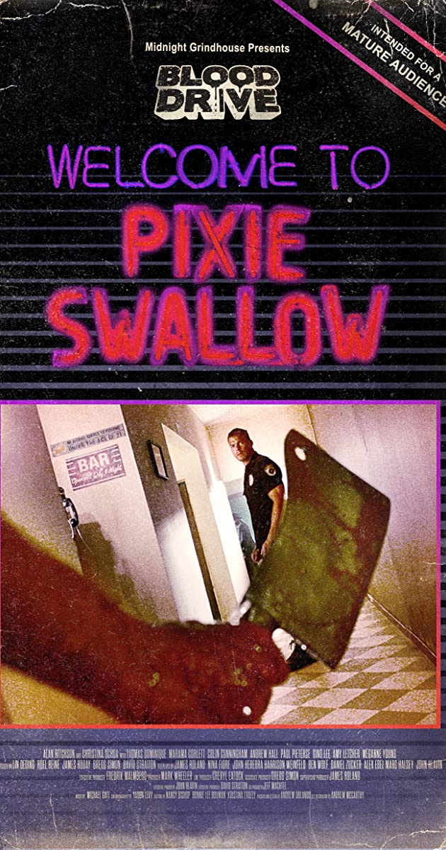 quotblood drivequot welcome to pixie swallow tv episode 2017