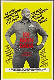 General Idi Amin Dada: A Self Portrait (1974) Poster - Movie Forum, Cast, Reviews