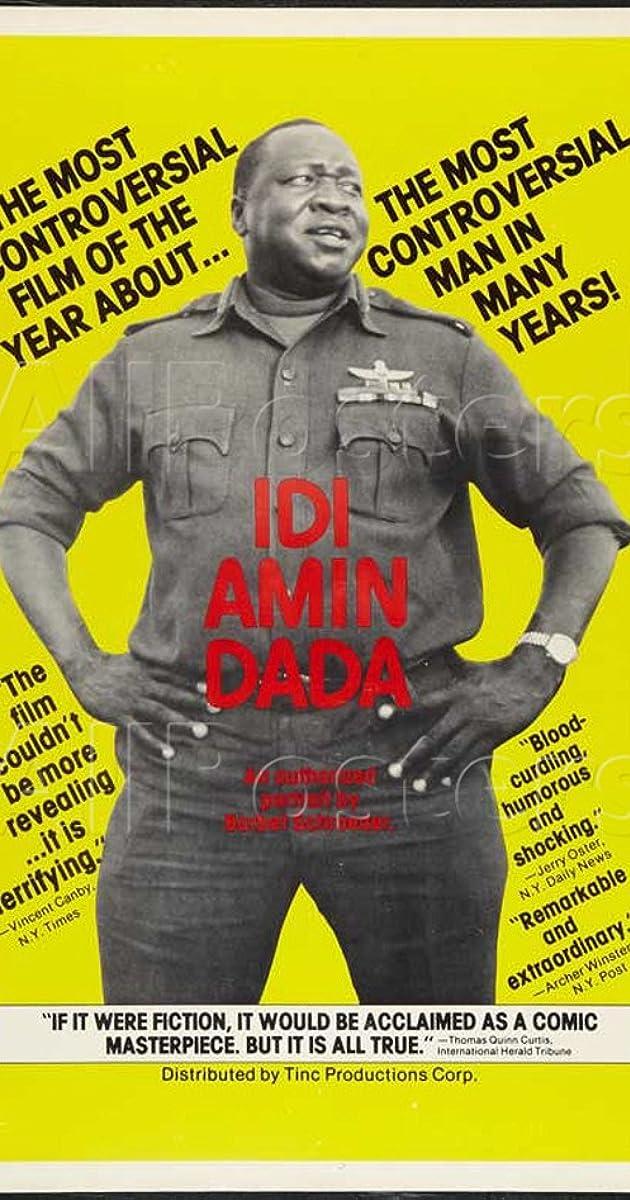 Subtitle of General Idi Amin Dada