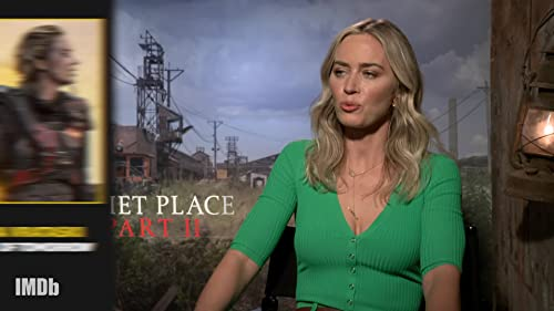 The Cast of 'A Quiet Place Part II' Puts Their IMDb Credits to the Survival Test