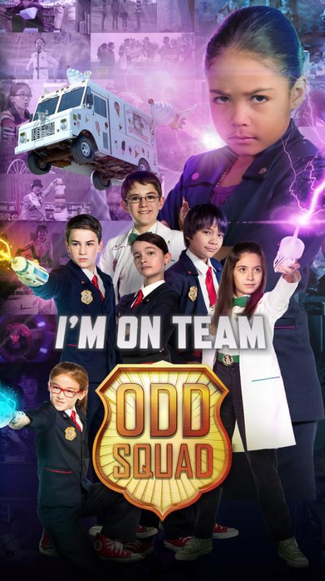 Odd Squad: The Movie (2016) - IMDb