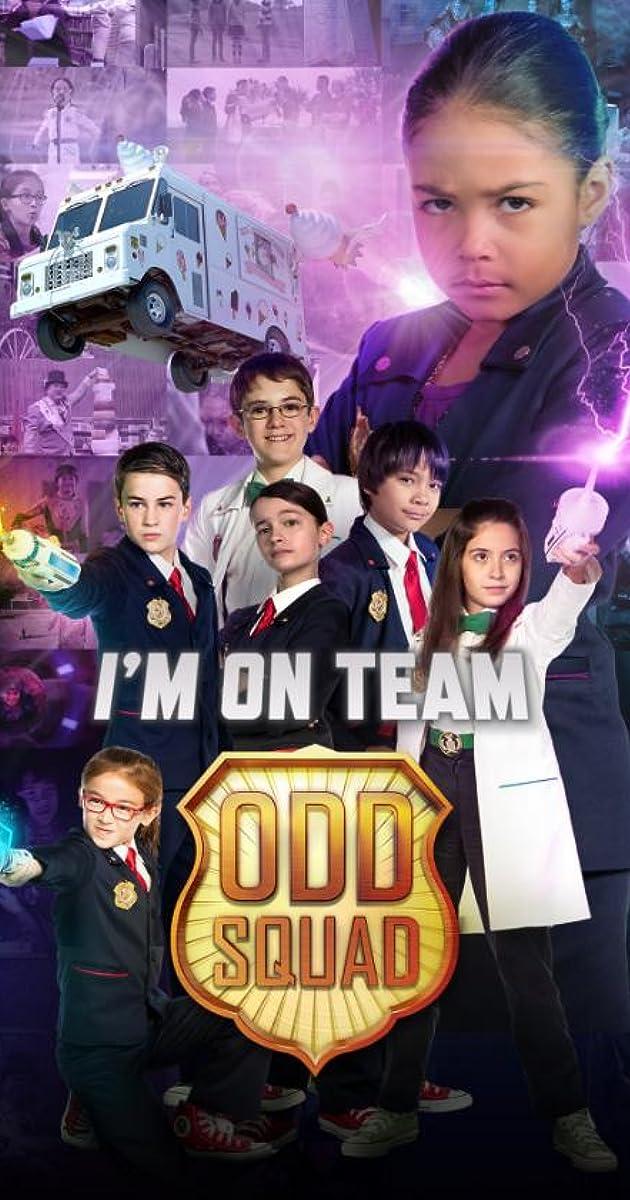 Odd Squad: The Movie (2016) Subtitles
