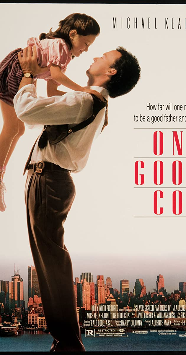 Subtitle of One Good Cop