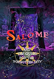 Salome and the Quest for the Forgotten City Poster