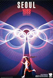 Seoul 1988: Games of the XXIV Olympiad Poster