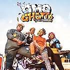 Chioma Chukwuka Akpotha, Funke Akindele, and Eniola Badmus in Omo Ghetto: The Saga (2020)