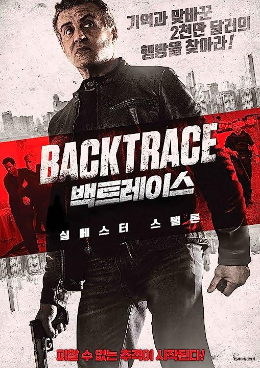Backtrace (2018) Hindi Dubbed