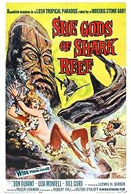 She Gods of Shark Reef (1958)