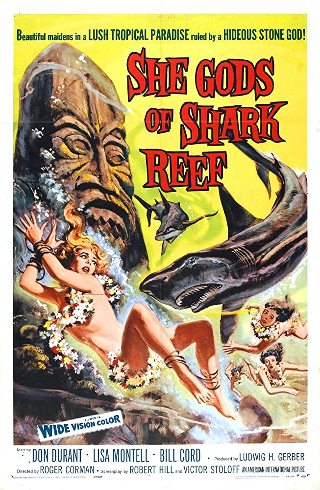 She Gods of Shark Reef 1958