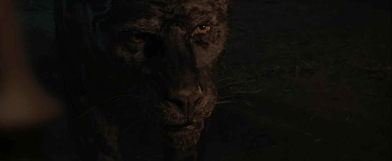 Christian Bale in Mowgli (2019)