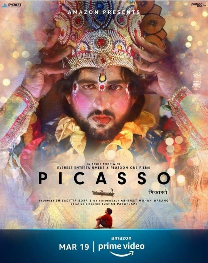 Picasso (2021) Marathi AMZN WEB-DL x264 AAC Esub