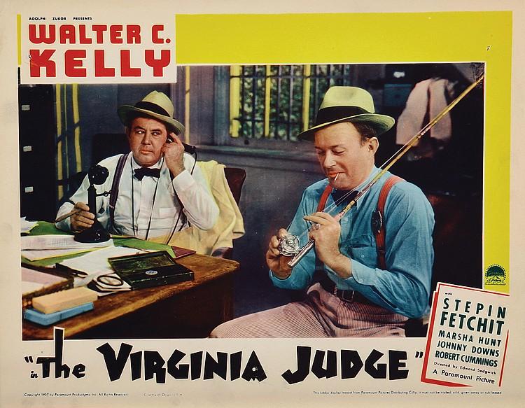 Walter C. Kelly in The Virginia Judge (1935)