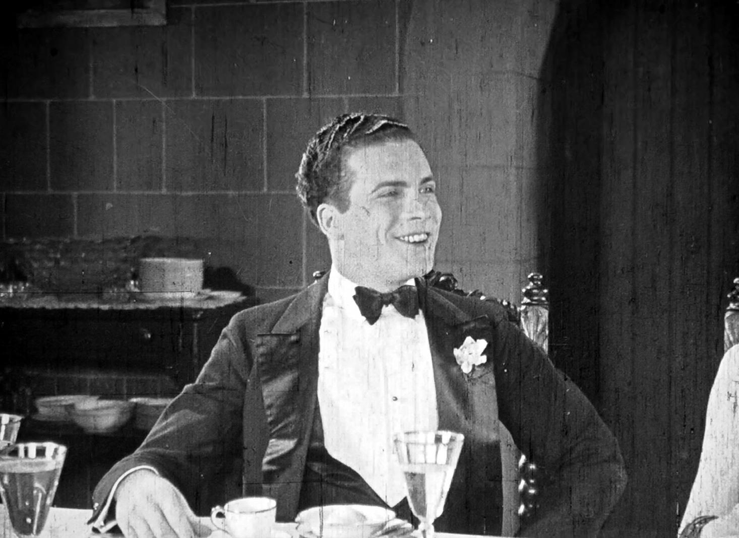 Danny O'Shea in Hotsy-Totsy (1925)