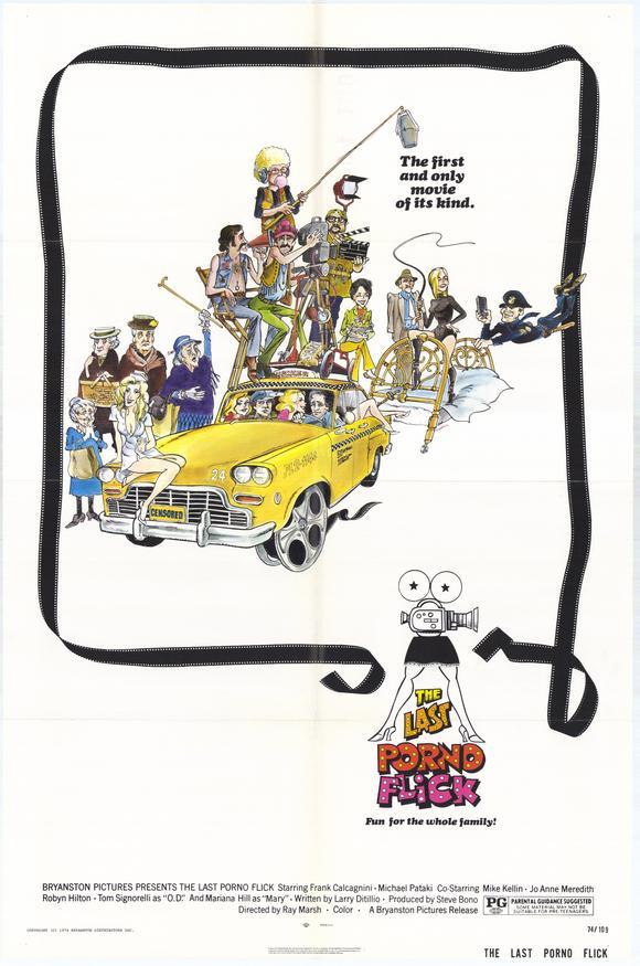 The Last Porno Flick (1974)