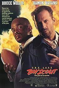 The Last Boy Scout (1991) Poster - Movie Forum, Cast, Reviews