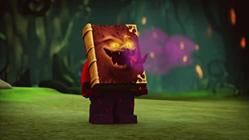 The high-tech Kingdom of Knighton is in trouble. The King's Jester has gone rogue and stolen the strange talking Book of Monsters. Using its evil magic, he summons an army of dangerous Lava Monsters and attacks. It is up to the brave but inexperienced NEXO Knights to come to the rescue. In their amazing rolling castle and with the help of holographic Wizard Merlok 2.0, they have technology and NEXO powers, an incredible new digitized magic, on their side. But the Jester and the Book of Monsters have a sinister plot that may spell doom over the once peaceful kingdom.